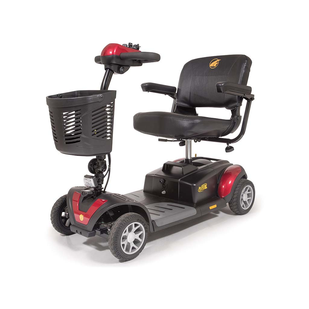 buzzaround xl 4 wheel GB147D mobility scooter